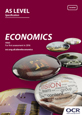 AS Level Economics front cover