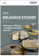 AS Level candidate style answers - Philosophy of Religion (H173/01)
