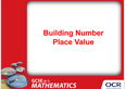 Building number place value: PowerPoint - cover