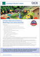 Alton Towers - Project approach - Learner project brief