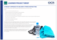 Project approach - Fitness Instructor - Learner project brief - Image