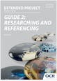 Researching and referencing - Teachers' guide - cover