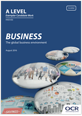 The global business environment (Component 3)  - Candidate style answers image
