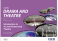Introduction to A Level Drama and Theatre - Presentation - Image