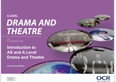 Introduction to AS and A Level Drama and Theatre - Presentation - Image