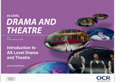 Introduction to AS Level Drama and Theatre - Presentation - Image