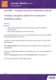 295354 - Unit R087 - Creating a navigation Lesson Element activity - image