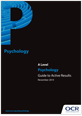 Guide to Active Results - Psychology - cover