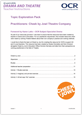 Cheek by Jowl Theatre Company - Topic exploration pack