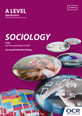 A Level Sociology Spec Cover